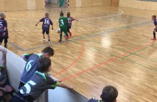 Blicher Cup U9 – Helsted Fremad – hold 1