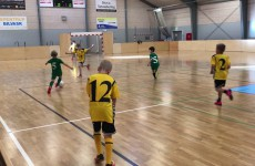 Blicher Cup –  U9 – Helsted Fremad – hold 1